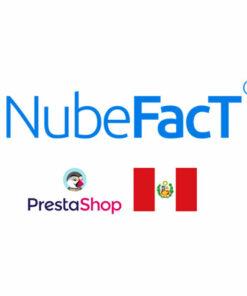 nubefact prestashop facturacion electronica peru plugin