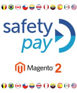 safetypay magento2 plugin pasarela de pago payment gateway