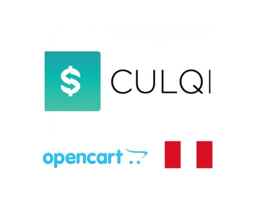 Culqi Opencart Perú