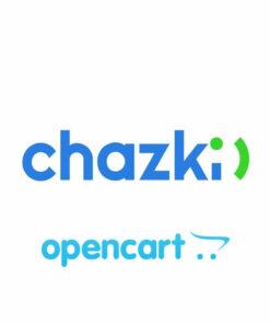 chazki opencart plugin