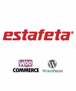 estafeta wordpress woocommerce