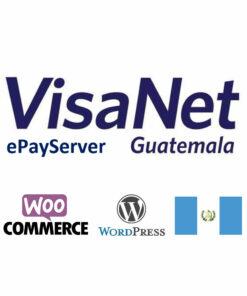visanet guatemala epay wordpress woocommerce