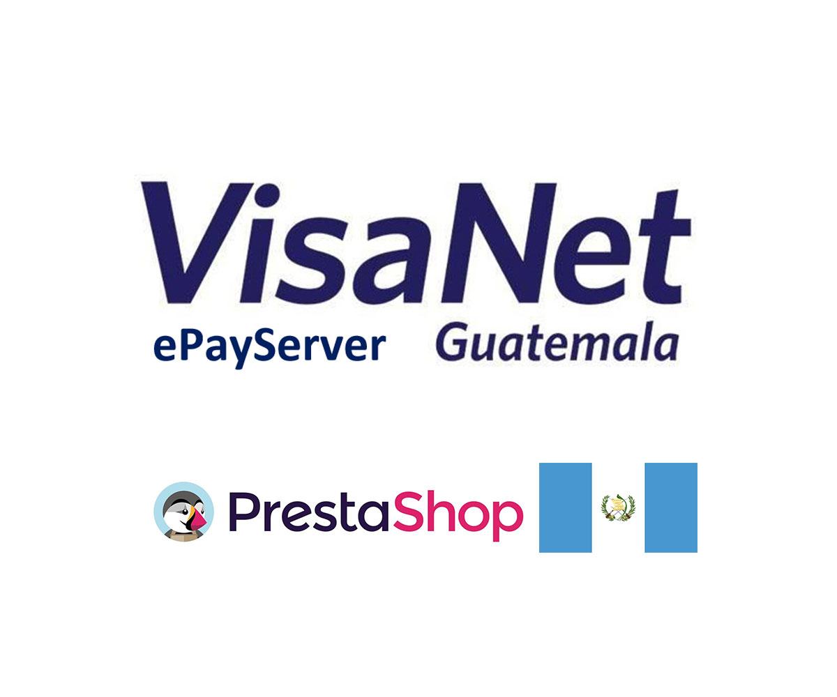 visanet guatemala epay prestashop