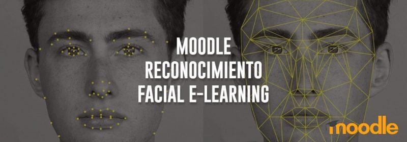 moodle reconocimiento facial
